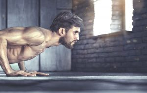 Why push-ups are needed